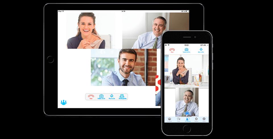 TrueConf Videokonferenz-Software für iPhone/iPad