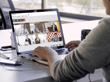 Videokonferenzen über das Internet